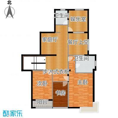 靓都公馆137.60㎡127#131#133#135#(B)复式上层户型10室
