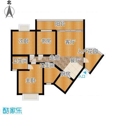 4#E型:3房2厅2卫