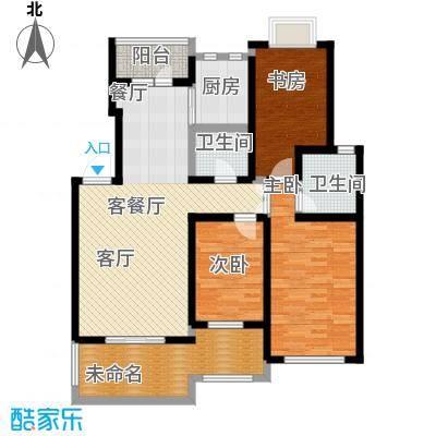 绿地大溪地113.00㎡房型: 三房; 面积段: 113 -158 平方米户型