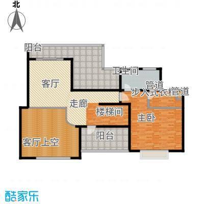 城市艺术季180.00㎡房型: 复式; 面积段: 180 -230 平方米; 户型
