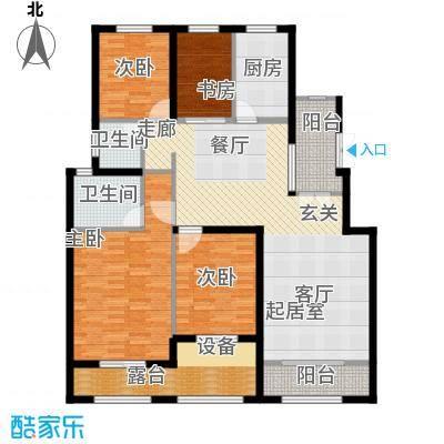 金上海湾4室2厅2卫