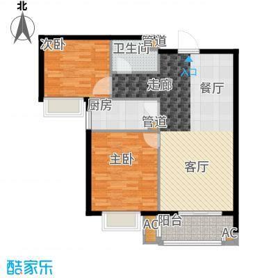 橄榄绿洲2室2厅1卫