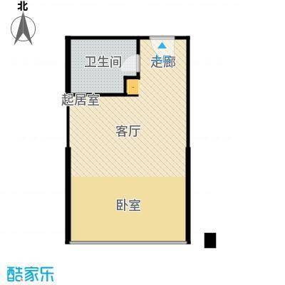 洱海翠湖宾馆55.00㎡户型10室