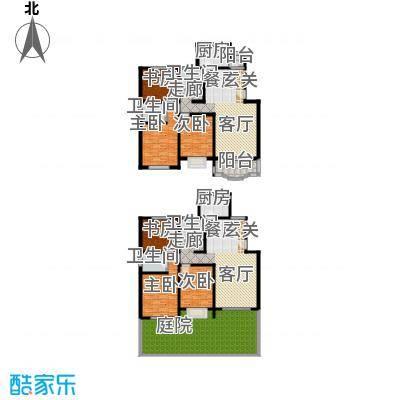 纯翠上南90.12㎡房型: 三房; 面积段: 90.12 -123.72 平方米; 户型