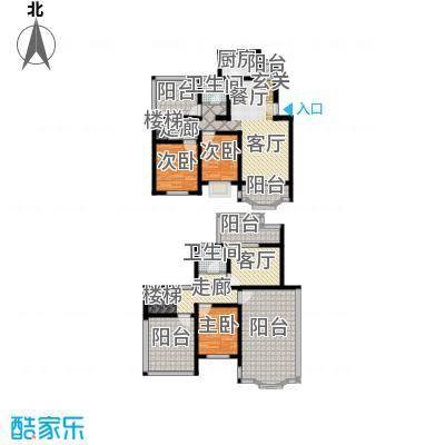 纯翠上南125.94㎡房型: 复式; 面积段: 125.94 -212 平方米; 户型
