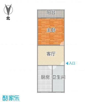 杨浦金龙公寓户型图