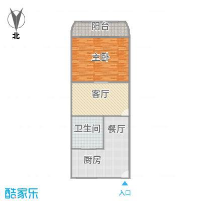长海四村户型图