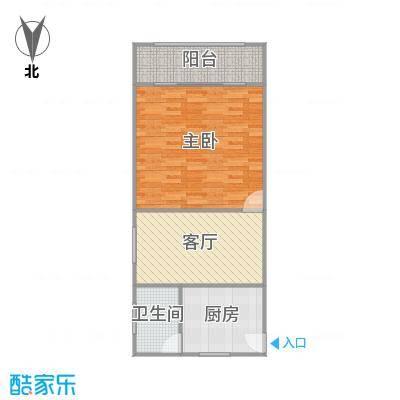 彭浦新村户型图