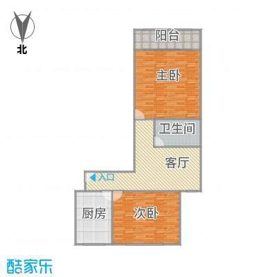 兴浦新村户型图