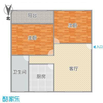 潼港三村户型图