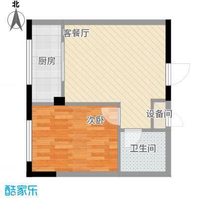 八一新居51.60㎡八一新居户型图一室一厅1室1厅1卫1厨户型1室1厅1卫1厨
