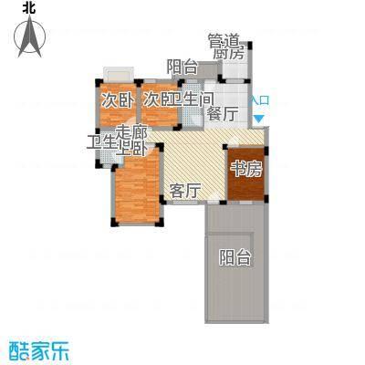 金鼎名城157.97㎡金鼎名城户型图H2户型3室2厅2卫1厨户型3室2厅2卫1厨