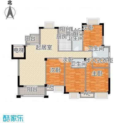 上由名邸183.00㎡上由名邸户型图E户型4房|2厅|3卫183M24室2厅3卫户型4室2厅3卫