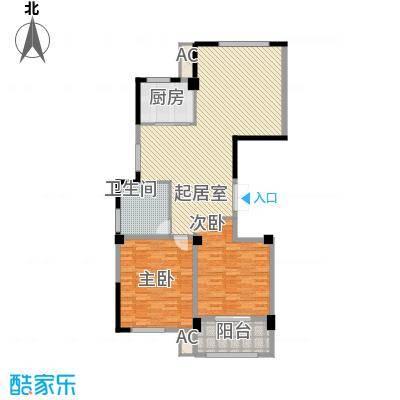 万家富144.00㎡万家富户型图B1户型3室2厅2卫1厨户型3室2厅2卫1厨