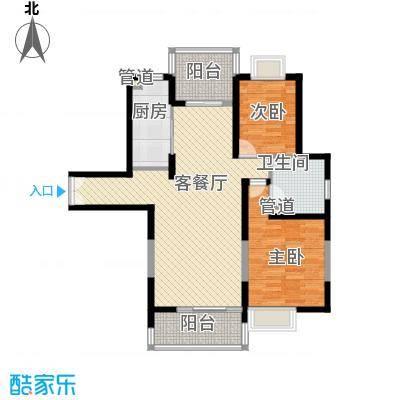 南通中央商务区南通中央商务区户型图2室2厅1卫户型10室