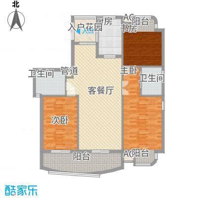 蟠龙湾155.00㎡蟠龙湾户型图高层E户型3室2厅2卫1厨户型3室2厅2卫1厨