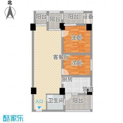 庄园丽都庄园丽都户型图352室2厅2卫1厨户型2室2厅2卫1厨