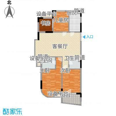 景华城景华城户型图四室两厅两卫34室2厅2卫1厨户型4室2厅2卫1厨