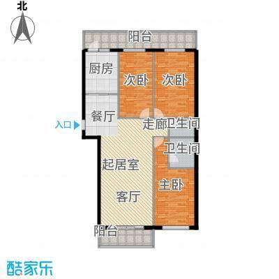 明珠公寓100.82㎡明珠公寓户型图B户型3室2厅2卫1厨户型3室2厅2卫1厨