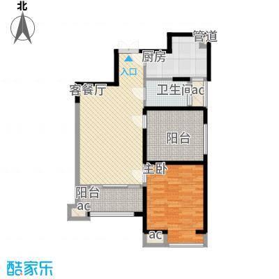 �灞1号83.12㎡�灞1号户型图户型图2室2厅1卫1厨户型2室2厅1卫1厨