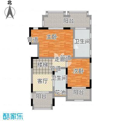 金泰・南燕湾金泰・南燕湾户型图A2-2T上2室3厅1卫1厨户型2室3厅1卫1厨