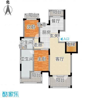 金泰・南燕湾金泰・南燕湾户型图A2-12室2厅1卫1厨户型2室2厅1卫1厨