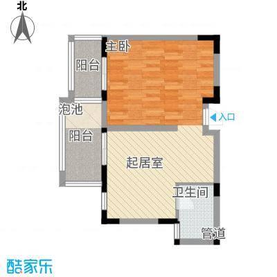 兴隆温泉高尔夫度假公寓兴隆温泉高尔夫度假公寓户型图71室1厅1卫1厨户型1室1厅1卫1厨