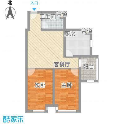 双威理想城57.95㎡双威理想城户型图户型A-92室1厅1卫1厨户型2室1厅1卫1厨