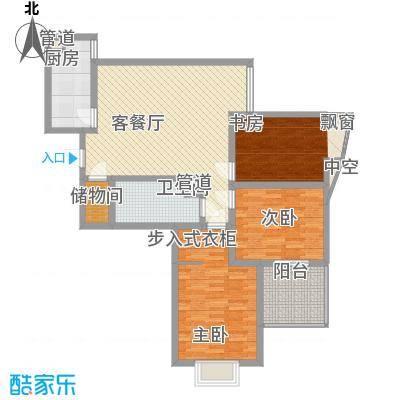 新界(长安)107.78㎡新界(长安)户型图C户型3室2厅1卫1厨户型3室2厅1卫1厨