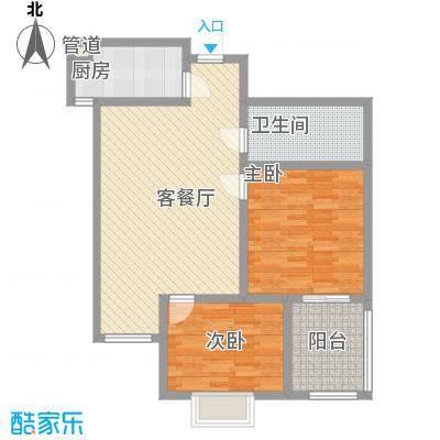 新界(长安)90.32㎡新界(长安)户型图D户型2室2厅1卫1厨户型2室2厅1卫1厨