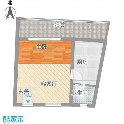 荆川东园荆川东园户型图h3户型10室