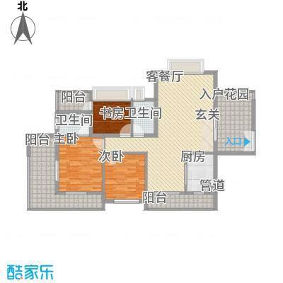 潜龙鑫茂花园潜龙鑫茂花园户型图23户型10室