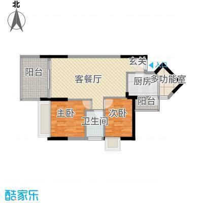 世纪春城三期世纪春城三期2室户型2室