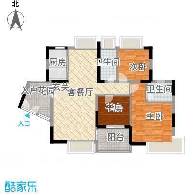 锦绣江南四期深圳锦绣江南四期户型图5户型10室