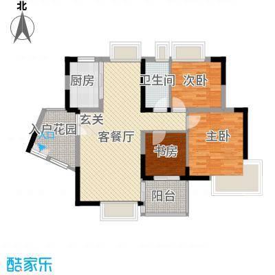 锦绣江南四期深圳锦绣江南四期户型图6户型10室