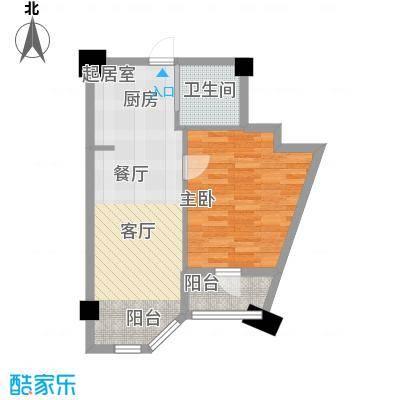 悦泰街里项目71.00㎡悦泰街里项目户型图8#公寓71平H户型图户型10室