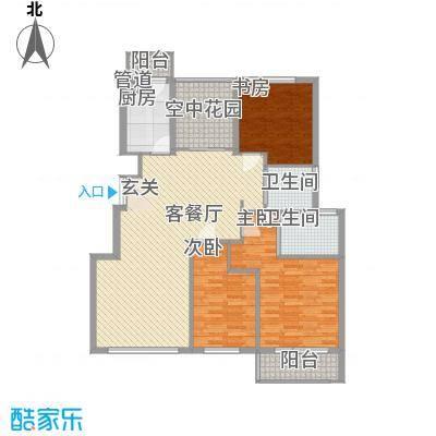北京公园124.04㎡北京公园户型图户型图3室2厅2卫1厨户型3室2厅2卫1厨