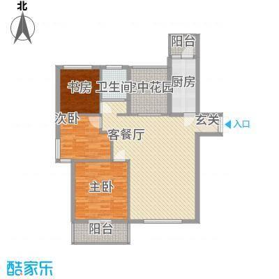 北京公园119.55㎡北京公园户型图户型图3室2厅1卫1厨户型3室2厅1卫1厨