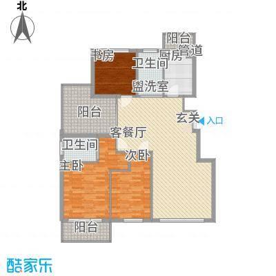 北京公园121.79㎡北京公园户型图户型图3室2厅2卫1厨户型3室2厅2卫1厨