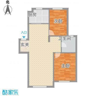 秀月居秀月居户型图2室户型图2室1厅1卫1厨户型2室1厅1卫1厨