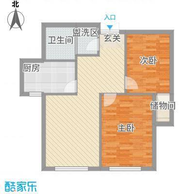 秀月居秀月居户型图2室户型图2室2厅1卫1厨户型2室2厅1卫1厨