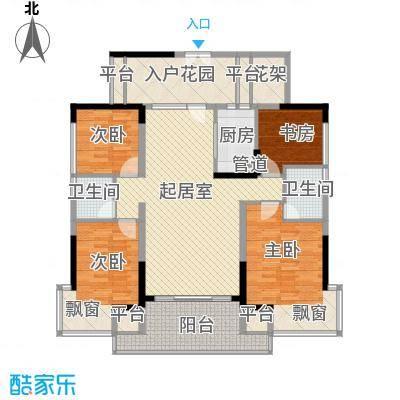 城投・七里香榭城投・七里香榭4室户型4室