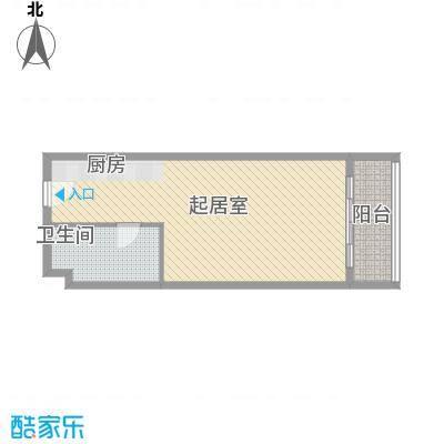 深圳赛维纳户型图2