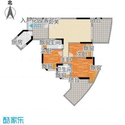 劲力城市明珠二期劲力城市明珠二期户型图户型图3室2厅2卫1厨户型3室2厅2卫1厨