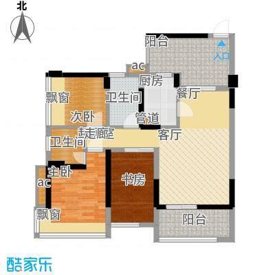 潜龙曼海宁二期潜龙曼海宁二期3室户型3室