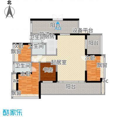 潜龙曼海宁二期潜龙曼海宁二期4室户型10室