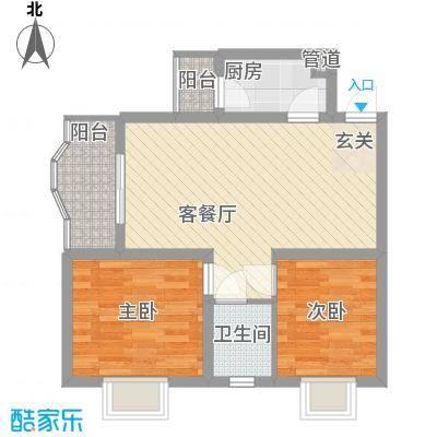 大信花园深圳大信花园一期户型图5户型10室
