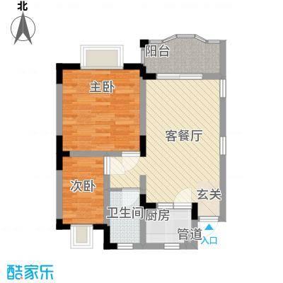 大信花园深圳大信花园一期户型图3户型10室