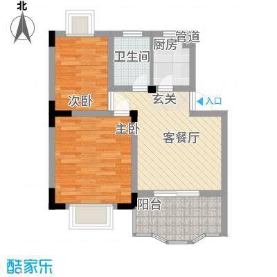大信花园深圳大信花园一期户型图1户型10室