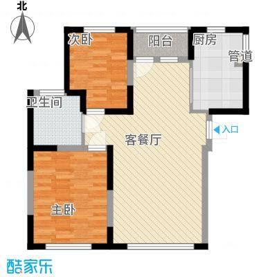 幸福E家五期幸福E家五期2室户型2室